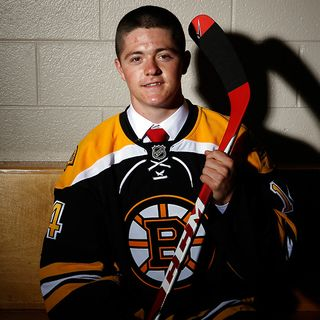 Ryan Donato Shined For Bruins In NHL Debut