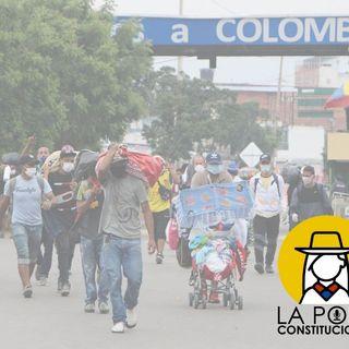 Realidad de los migrantes y refugiados en Colombia