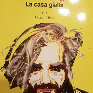 Marco Morgan Castoldi: Essere Morgan- La Casa Gialla - Piantina Della Casa