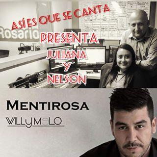 Willy Melo presenta 'Mentirosa', perfecta para Amor y Amistad, Ayyyyyyyyyy
