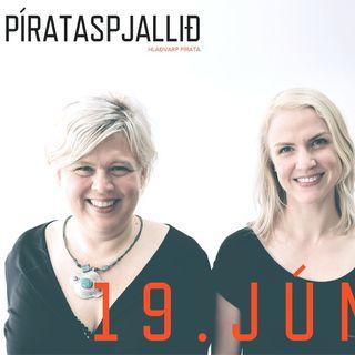 19. júní Sérstök kvennadags útgáfa