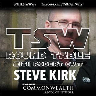 TSW Round Table - Celebrating Steve Kirk