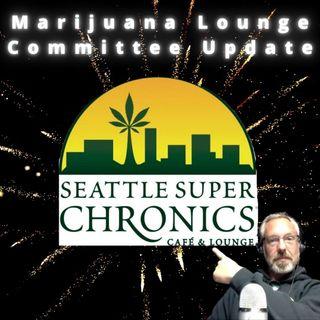 WA State's Marijuana Lounge Update