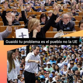 Podcast Así amanece Venezuela (audio) martes #02Feb 2021: Guaidó el problema no es la UE sino Vzla
