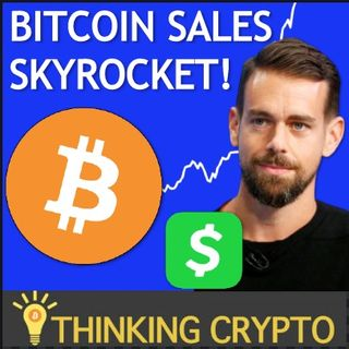Square Cash App had $875 Million in BITCOIN Sales in Q2 2020 - CRYPTO Proof of Stake Tax IRS