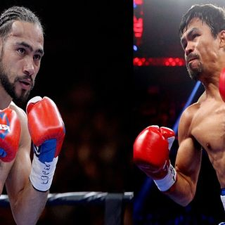 🚨Manny Pacquiao Keith Thurman Potential Super Fight😱Next❓❓🔆