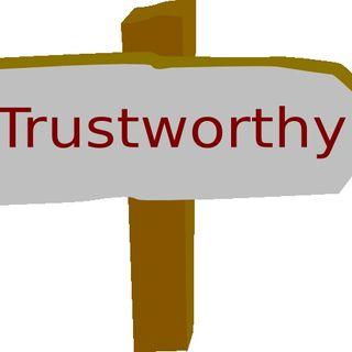 Anchors - God is Trustworthy - Morning  Manna #2569