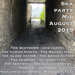 Ska Party Mid August 2019