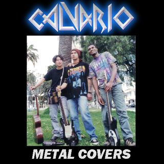 Calvario - Paranoid (Black Sabbath Cover)