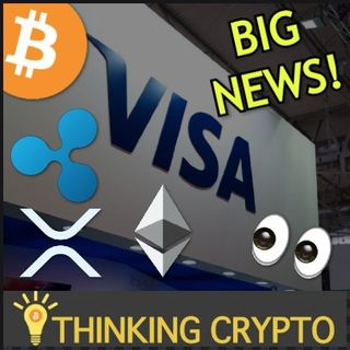 Visa Hiring Blockchain Engineers With Experience in BITCOIN, ETHEREUM, RIPPLE XRP & R3 to build Visa Coin