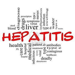 Hepatitis- A, E, C, D y B