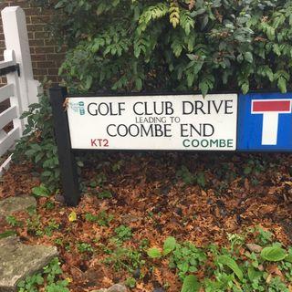 Golf Club Drive
