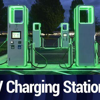 EV Charging Stations Across America