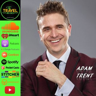 Adam Trent | travel the world using magic while making people happy