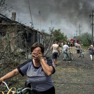 Ukraine vil i krig med Rusland - 15. juli 2017