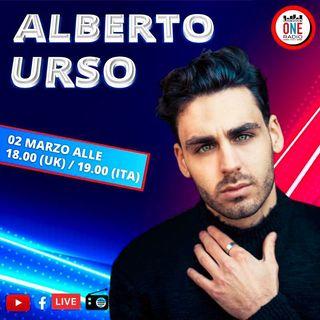 """Alberto Urso: """"Vorrei fare un concerto al Royal Albert Hall"""""""