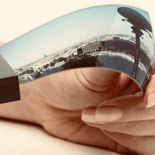 NUEVAS Super pantallas FLEXIBLES¿Y Apple se esta Disparando en el pie?