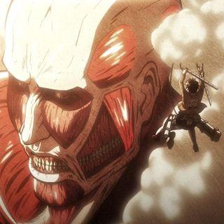 L'Attacco dei Giganti e le serie animate giapponesi