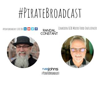 Catch Randal Constant on the PirateBroadcast
