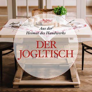 Der Jogltisch: Ein Bauernmöbel zum Sitzenbleiben - #26
