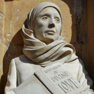 21 - Giuliana di Norwich, santa della Trinità e dell'amore di Dio