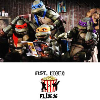 Episode 44 - Teenage Mutant Ninja Turtles (1990)