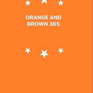 Orange and Brown 365 Episode 3