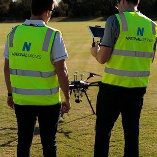 Drone Surveying - https://bit.ly/36FEj15