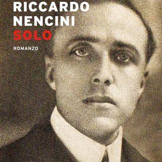 """Riccardo Nencini """"Solo"""""""
