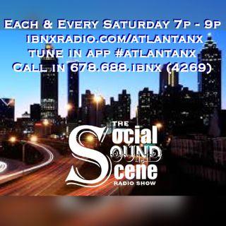 The Social Sound Scene Radio Show 10.15.16