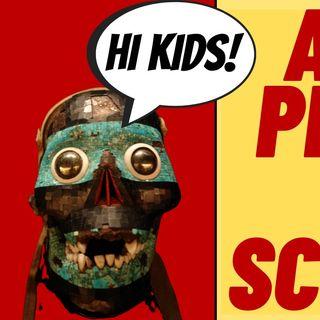Chants To Invoke Aztec Gods In School?