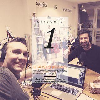 Il posto buono - puntata 1 -  Giuseppe Cordaro