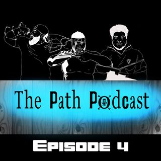 The Path Podcast/ Episode 4: Anime Got us Loading Clips
