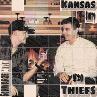 ¥20 Kansas Shity Thiefs