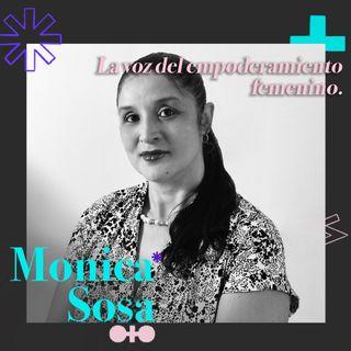 Mónica Sosa, la voz del empoderamiento femenino
