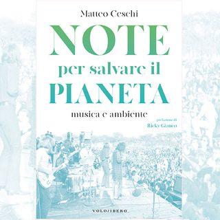 Matteo Ceschi intervistato da Ira Rubini a Cult
