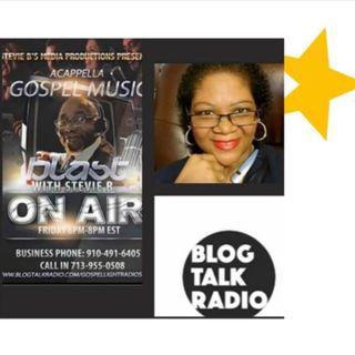 Stevie B. A Cappella Gospel Music Blast - (Episode 197)