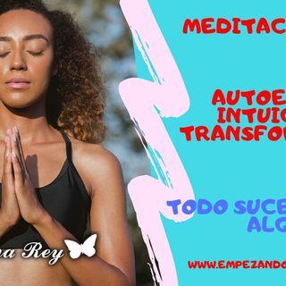 Estas Luchando✨Todo Ocurre Por Algo [Meditación Dia 2 Portal 2 2 2020]