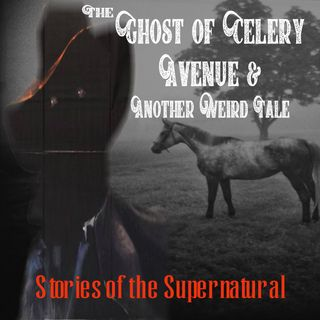 The Ghost of Celery Avenue and Another Weird Tale   Podcast