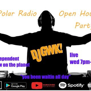 bipolar radio open house party 6 /23/21