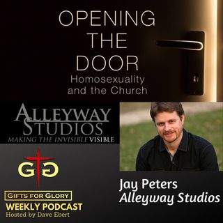 Jay Peters Opening the Door Homosexuality and the Church