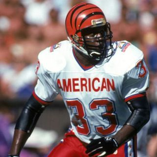 NFL Legends Show: Guest Cincinnati Bengals Legend David Fulcher