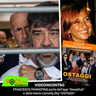 FRANCESCO PANNOFINO su VOCI.fm - clicca PLAY e ascolta l'intervista