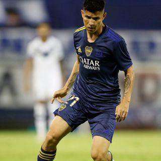 Gol de Boca: Jorman Campuzano 1-7