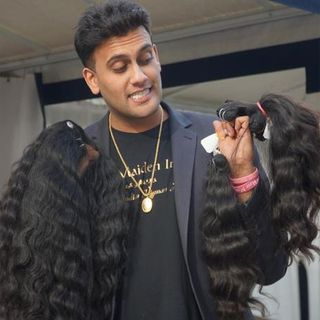 The story of the Hair God Rocky Singh