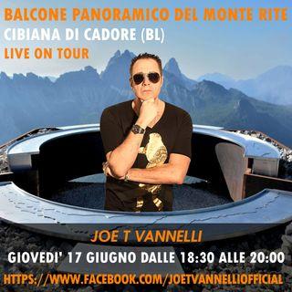 JOE T. VANNELLI torna nelle Dolomiti 17.6.21