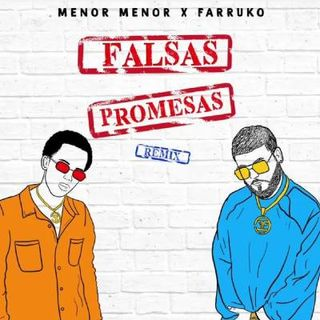 Falsas Promesas (Full Remix Extended Version) - El Menor Menor Ft. Farruko (Edit By DJ Basico Impromix)