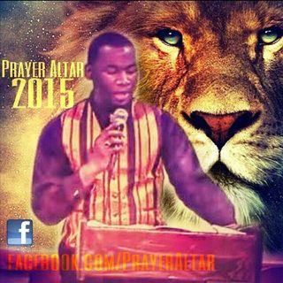 Kingdom Ambassadorship: Prayer Altar 23