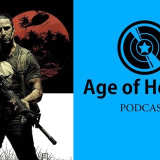 Violence in Comics - Good or Bad? | Age of Heroes #47