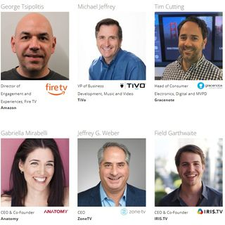 "Radio ITVT: ""Envisioning the Evolution of the TV UX"" at TVOT NYC 2018"